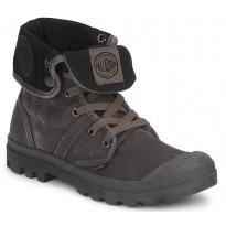Chaussure Palladium US Baggy métal/gris