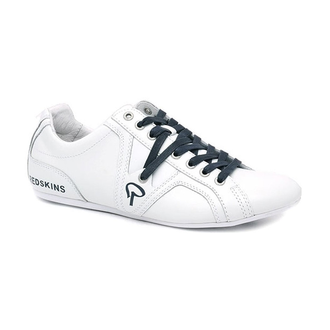 Chaussures Redskins blanches Fashion 9Xlctehp