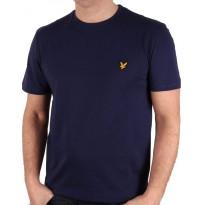 Tee Shirt Lyle & Scott classic marine