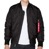Blouson ALPHA INDUSTRIES MA-1 TT BLACK