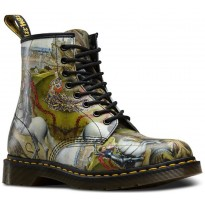 Chaussure DR.MARTENS 1460 GEORGE & THE DRAGON