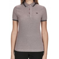 Polo Fred Perry Femme Oxford