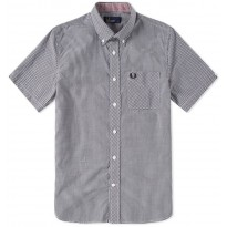 Chemisette Fred Perry Gingham
