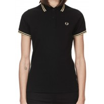 POLO FRED PERRY FEMME MADE IN ENGLAND G12 /157