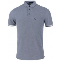 Polo Fred Perry M2584 dark carbon