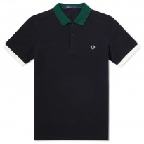 POLO FRED PERRY COLOUR BLOCK