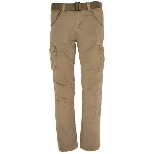 Pantalon Army Schott Tabac