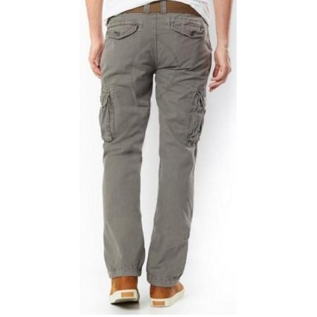 Pantalon Army Schott Gris