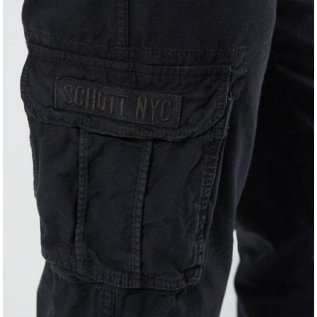 Pantalon Army Schott Noir