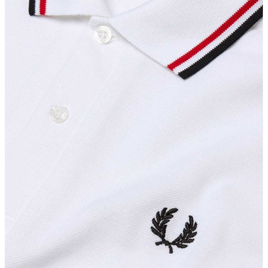POLO FRED PERRY FEMME MADE IN ENGLAND G12 /134