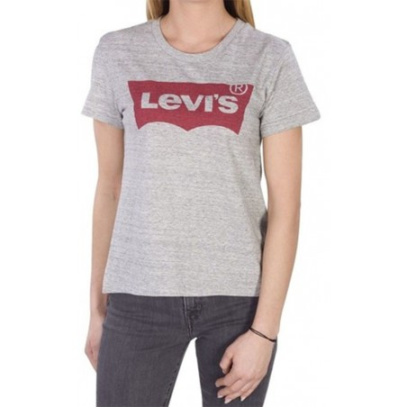 Tee shirt Levi's Femme Gris classic
