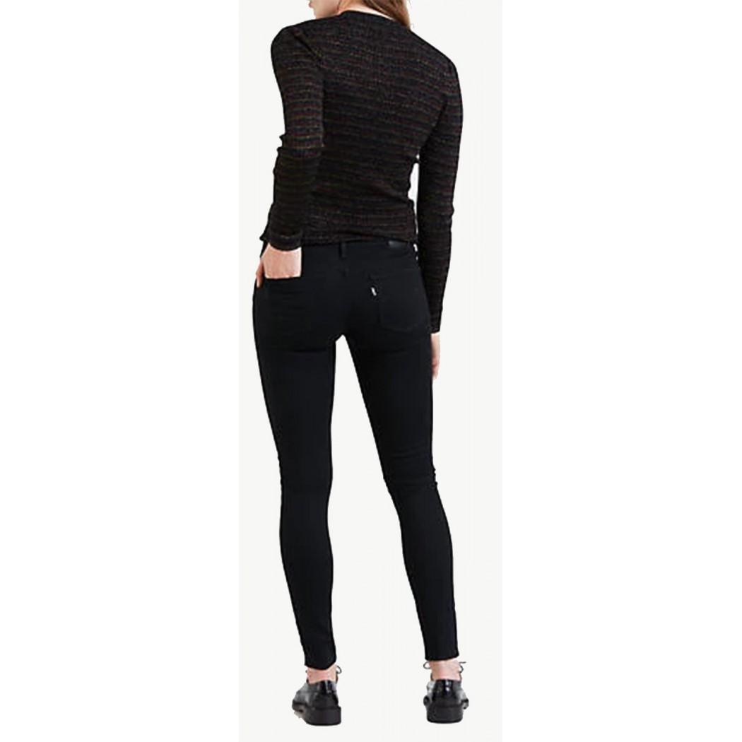 Jeans Levi's Femme 710 Black