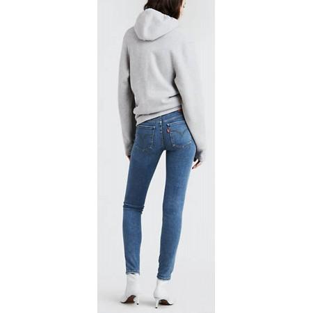 Jeans Levi's Femme 710 Super Skinny 0036