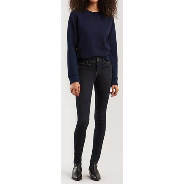 Jeans Levi's Femme 710 Super Skinny 0038 brut