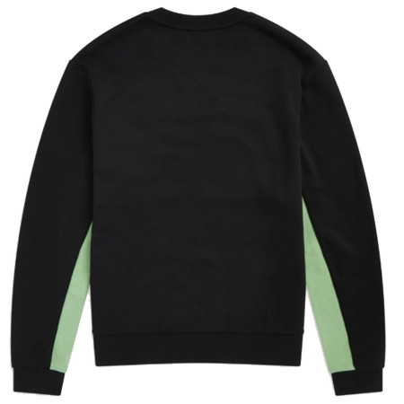Sweat Fred Perry black/green