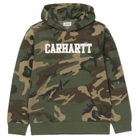 Sweat capuche Carhartt Camo