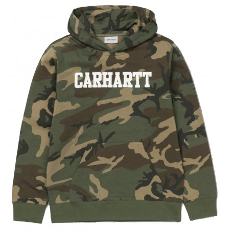 Sweat capuche Carhartt Wip Camo