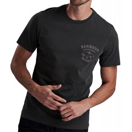 Tee Shirt Barbour X MUTT