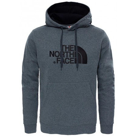 SWEAT A CAPUCHE DREW PEAK THE NORTH FACE GRIS