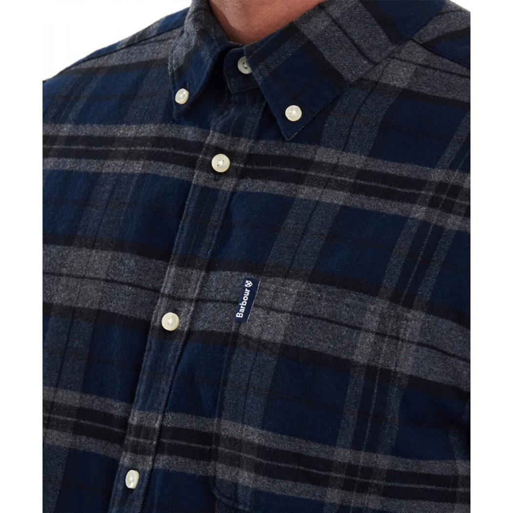 Chemise Barbour Highland Check 19