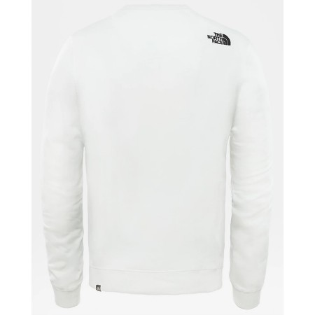 SWEAT DREW PEAK Blanc The North Face