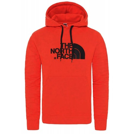 SWEAT A CAPUCHE DREW PEAK THE NORTH FACE Orange