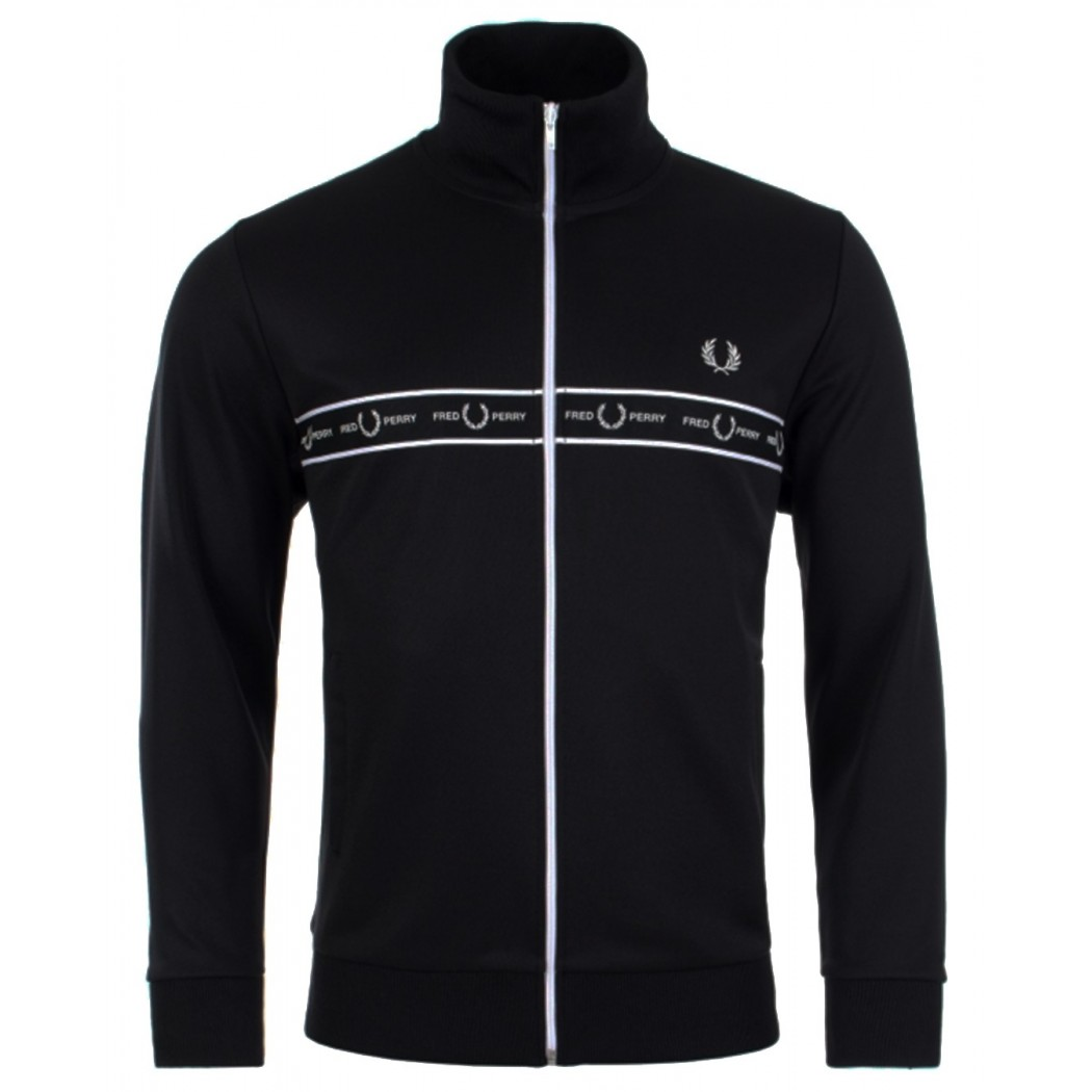 VESTE DE SURVETEMENT FRED PERRY | The Store