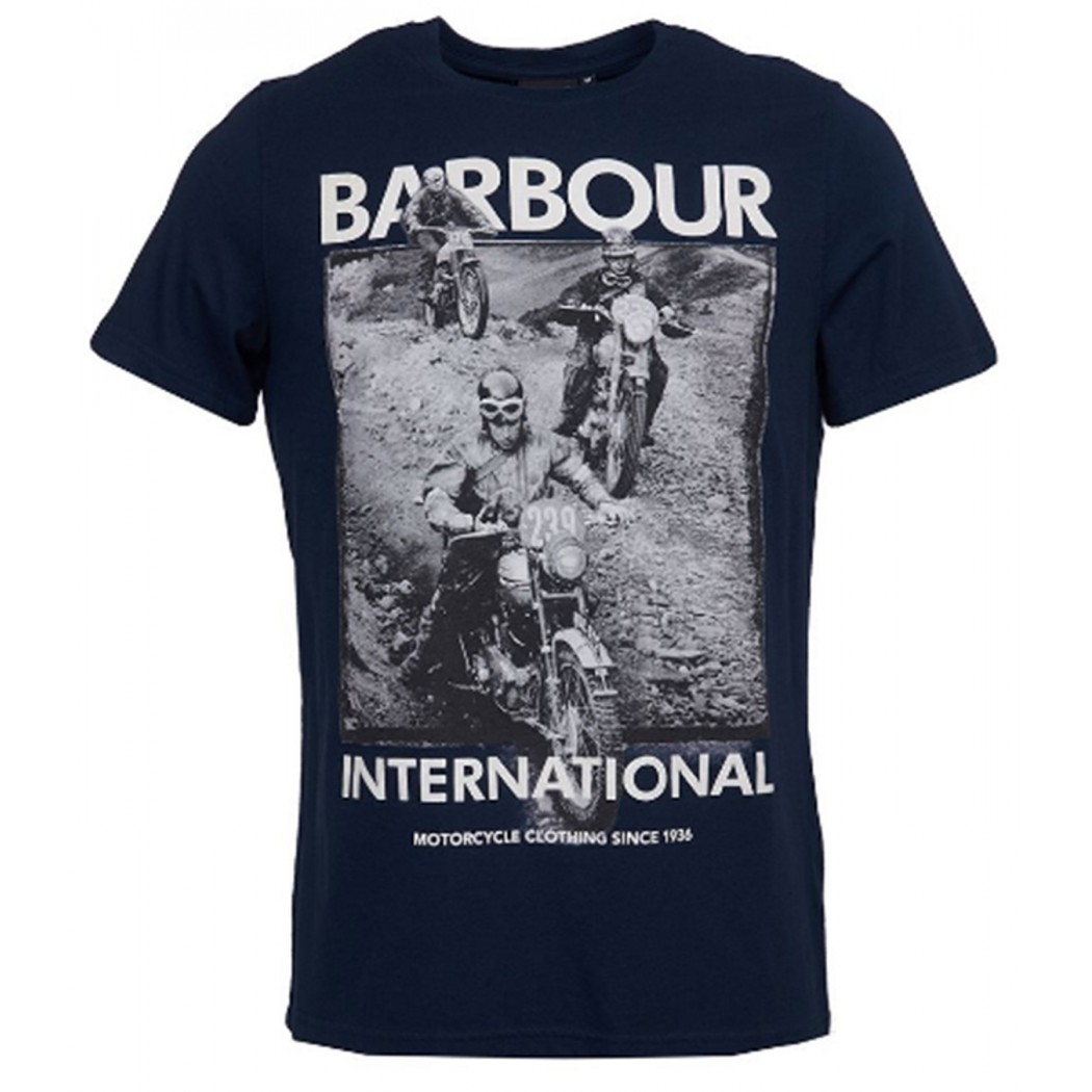 Tee Shirt BARBOUR B.INTL ARCHIEVE COMP