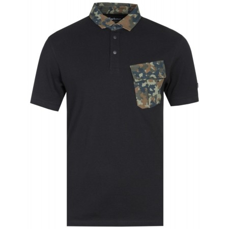 Polo BARBOUR International Pocket