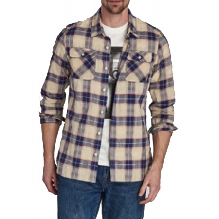 Chemise Barbour International Steve McQueen Buddy
