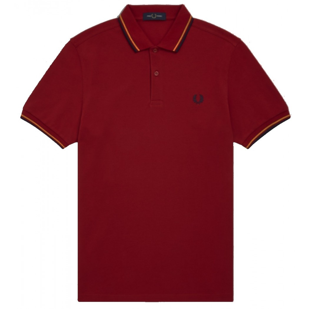 Polo FRED PERRY m3600/J35