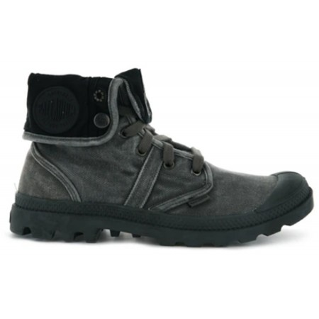 Palladium Pallabrousse Baggy metal/black