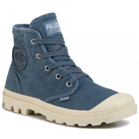 Palladium Pampa Blue Denim