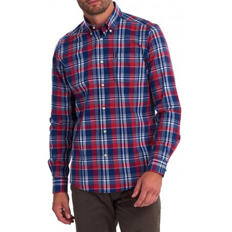 Chemise Barbour Country Check 10 Tailored