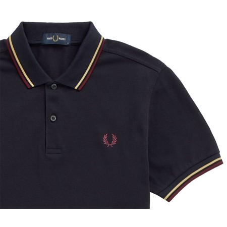 Polo FRED PERRY m3600/L39