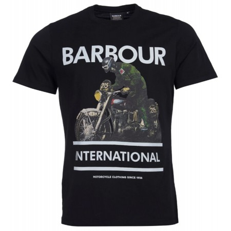 Tee Shirt Barbour Internationnal Heritage