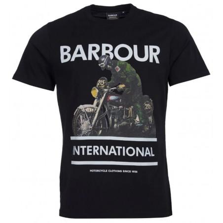 Tee Shirt Barbour Internationnal Heritage