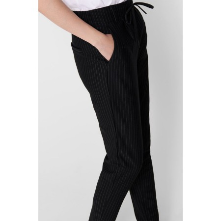 Pantalon Only à rayures pinces