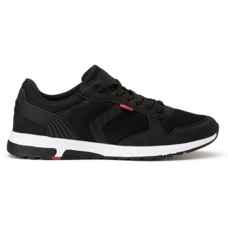 Baskets Levi's Farmington Black