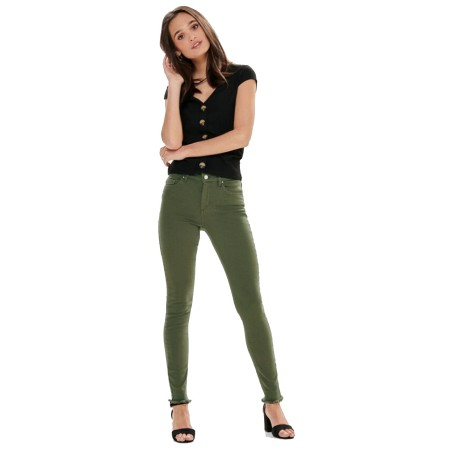 Pantalon Only Blush Skinny...