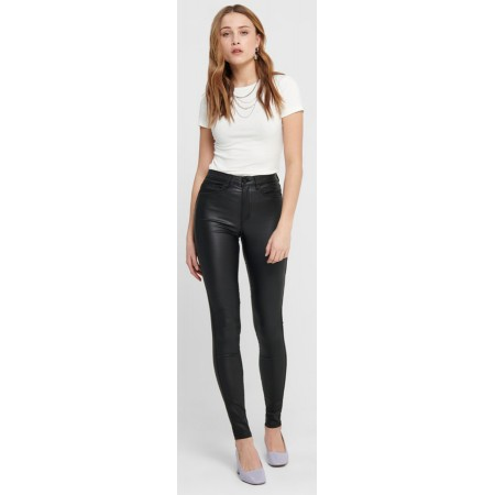 Pantalon Only  Skinny Simili...