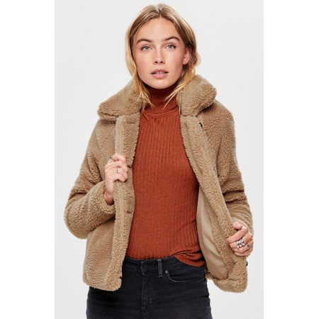 Manteau Peluche Only