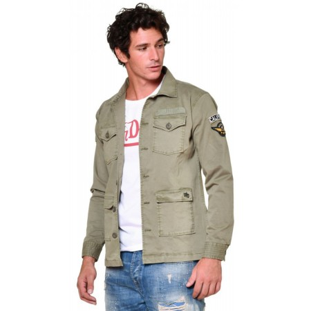Veste Fine Homme Soldier Von Dutch