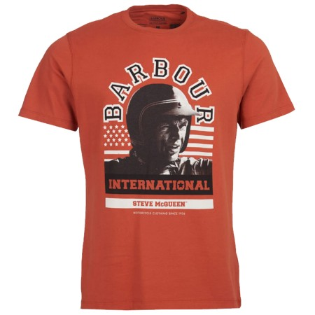 T-shirt graphique Barbour...