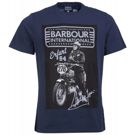 T-shirt  Barbour International...
