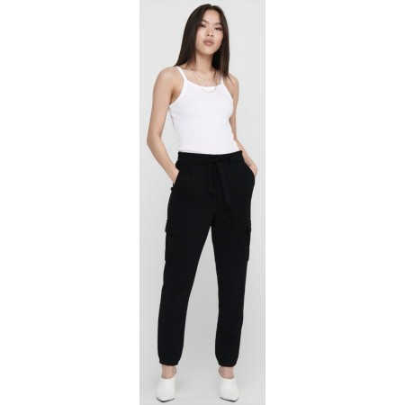 Pantalon Cargo Only Noir