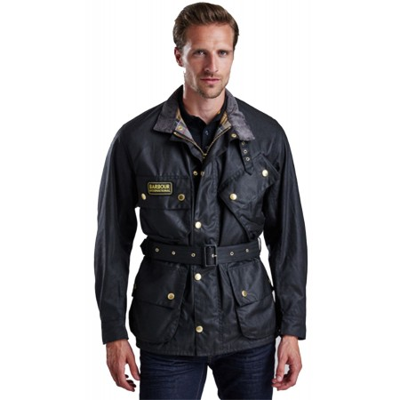 PARKA BARBOUR INTERNATIONAL WAX JACKET
