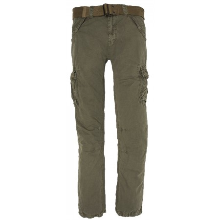 Pantalon Army Schott Olive