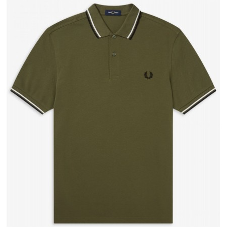 Polo Fred Perry M3600 Slim Fit...