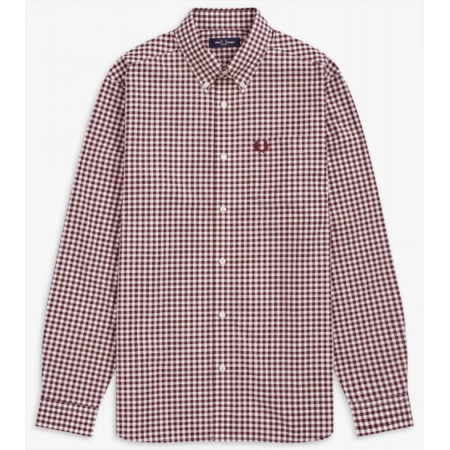 Chemise FRED PERRY Vichy